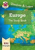 New KS2 Discover & Learn: Geography - Europe Study Book