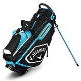 (Black/Blue/White) - Callaway 2019 Chev Golf Stand Bag