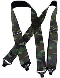 Hold-Up Suspender Co. ACCESSORY メンズ US サイズ: Large カラー: オレンジ