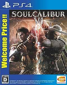 【PS4】SOULCALIBUR VI Welcome Price!!