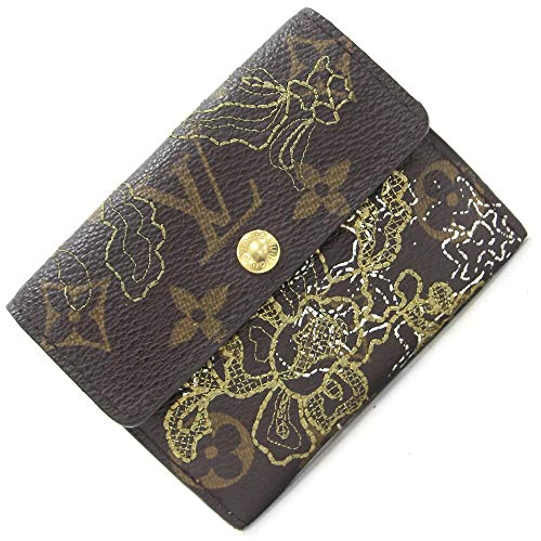 LOUIS VUITTON(ルイヴィトン) コインケース モノグラム ダンテェル ラドロー M95391 オール 中古 刺繍 レア 小銭入れ 財布 コインパース LOUIS VUITTON [並行輸入品]