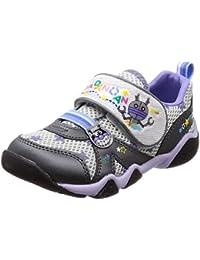 [アンパンマン] 運動靴 通学履き 子供 靴 通園 マジック 抗菌防臭 ゆったり APM C146