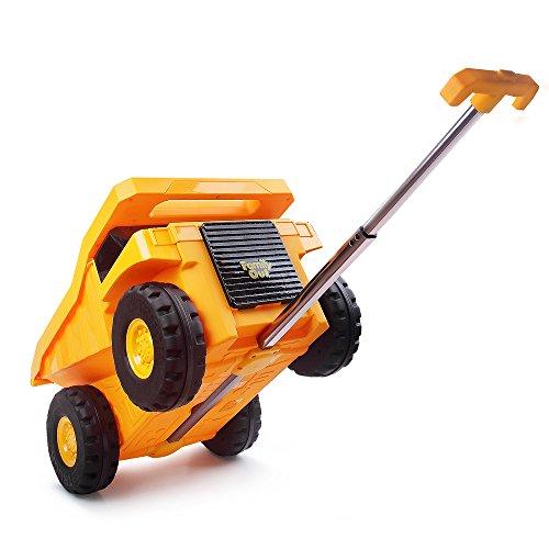 PUQU 子供 スーツケース 車 キッズ 多機能 キャリーケース おもちゃ箱にも兼用して使用可能 1...
