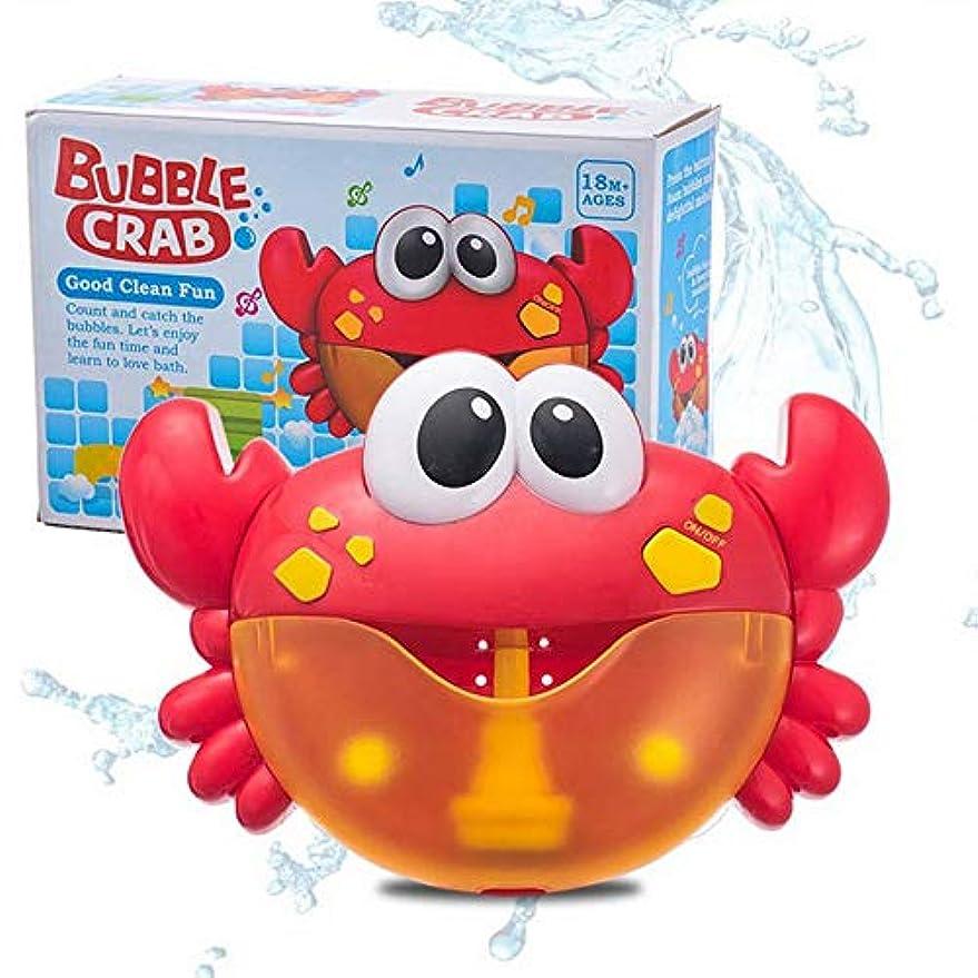 探偵のみ読み書きのできない屋外カエル&カニ泡機タコ風呂おもちゃ赤ちゃん泡メーカー水泳用浴槽石鹸水のおもちゃ