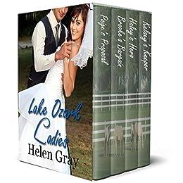 Lake Ozark Ladies: 4 books in 1 by [Gray, Helen]