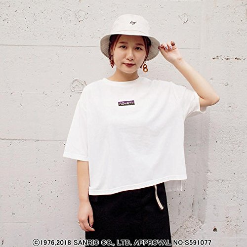 179/WG(179 WG) ハローキティ5分袖Tシャツ