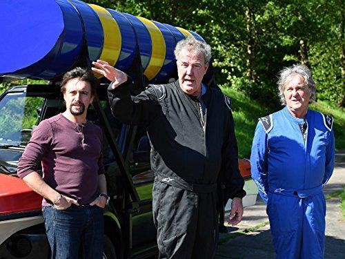 死亡率85%!?水陸両用車英国記録への挑戦