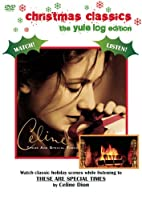 These Are Special Times / Yule Log [DVD]