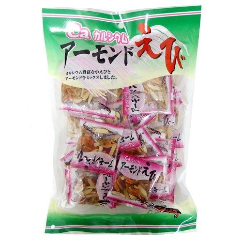 泉屋製菓 アーモンドえび お徳用サイズ 180g×100袋