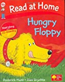 Read at Home: 4b: Hungry Floppy Book + CD (Read at Home Level 4b)
