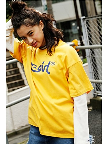 X-girl(エックスガール)【WEB限定】WAFFLE L/S TEE & S/S TEE SET