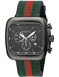 [グッチ]GUCCI 腕時計 グッチクーペ ブラック文字盤 クロノグラフ YA131202 メンズ 【並行輸入品】