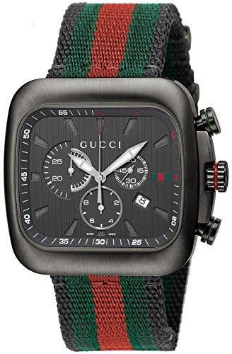 [グッチ]GUCCI 腕時計 グッチクーペ ブラック文字盤 ...