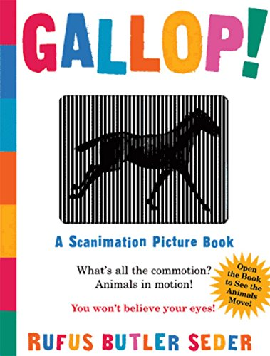 Gallop! (Scanimation)の詳細を見る
