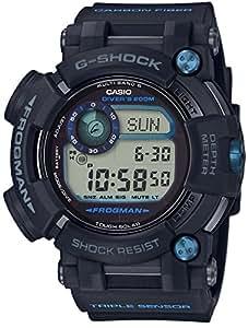 [カシオ]CASIO 腕時計 G-SHOCK ジーショック FROGMAN 電波ソーラー GWF-D1000B-1JF メンズ