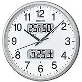 SEIKO CLOCK セイコークロック 電波掛け時計 KX383Sの画像