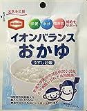 亀田製菓 イオンバランスおかゆ 100g×6食