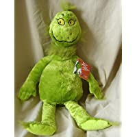 Kohl's How the Grinch Stole Christmas 19 Plush [並行輸入品]