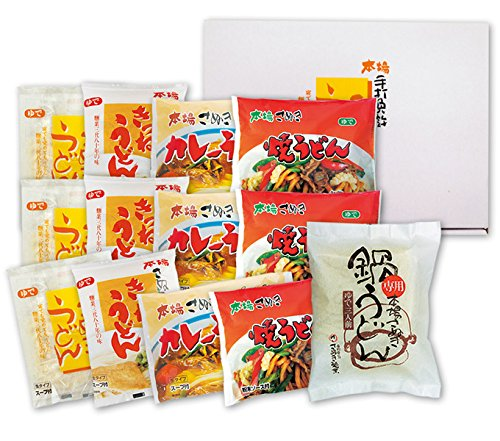 JA香川県 さぬきゆでうどん詰合せ (200g×15個)