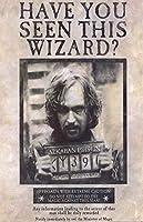 小ポスター、米国版「ハリー・ポッターとアズカバンの囚人」