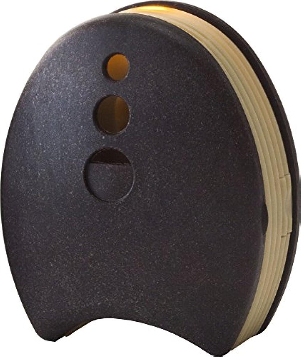 添加大理石完璧なウッドブリーズ Ecomini (エコミニ) T 木質ブラック