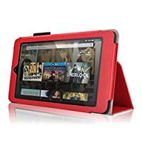 Case for Fire HD 8 - Premium Folio Case with Stand for the 6th Gen Fire HD 8 with 8 Display [並行輸入品]