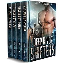 Deep River Shifters 4 Book Box Set