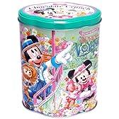 スプリングヴォヤッジ 2014年 缶入りチョコレートクランチ 【東京ディズニーシー限定 2014年4月1日発売 】