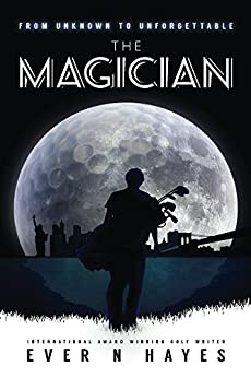 The Magician by [Hayes, Ever]