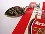 アーセナルKeychain Bronze Metal ( 2pcs )