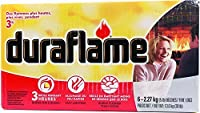 Duraflame Fire Log 5 lb 6-Pack 【Creative Arts】 [並行輸入品]