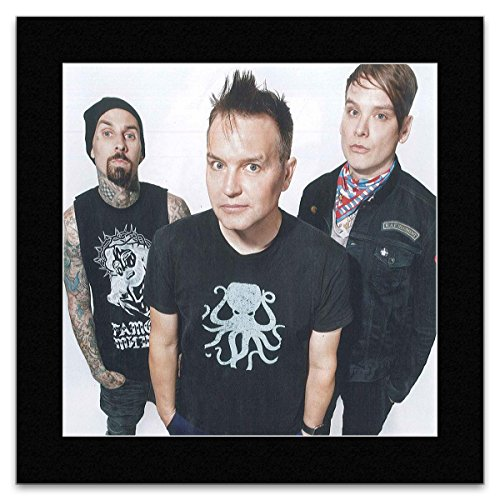 Blink-182 - Trio Mini Poster - 30x30cm