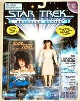 Star Trek Holodeck Series Dr. Beverly Crusher in 1940s Attire 1995