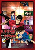 Lupin the 3rd Vs Detective Conan Movie [DVD] [Import]