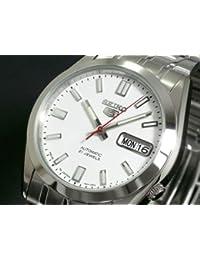 [セイコー]SEIKO セイコーファイブ メンズ 腕時計 SNKE79J1 日本製 SEIKO5 セイコー5 オートマティック 自動巻き ホワイト [逆輸入品]