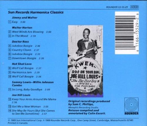 Sun Records Harmonica Classics