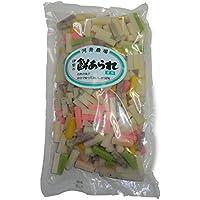 伊勢志摩 河井農場の餅あられ (3袋(甘口×2・塩味×1)) 600g×3