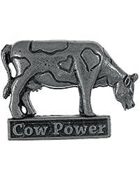 Cow電源ラペルピン