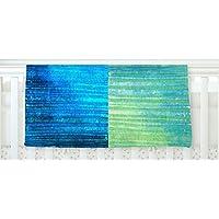 KESS InHouse Nina May Crayon Batik Fleece Baby Blanket 40 x 30 [並行輸入品]
