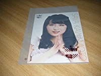 AKB48cafe&shop限定第143弾(秋葉原) 川本紗矢 ポスター1枚