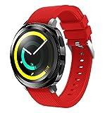 Best MOTOROLA Smartwatches - Gear s2Classic /ギアスポーツ時計バンド、yaspark用ソフトシリコンスポーツ腕時計バンドSamsung Gear s2Classic sm-r732/ r735/ Moto Review