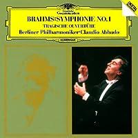 Brahms: Symphony No.1 by Claudio Abbado (2011-05-11)
