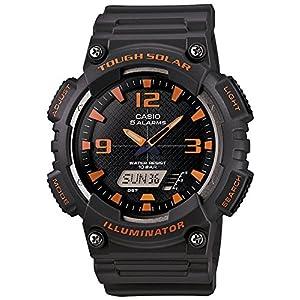 [カシオ]CASIO 腕時計 スタンダード ソーラータイプ AQ-S810W-8AJF メンズ