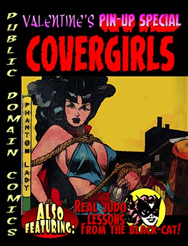 Covergirls: Valentines Pin-up Special (Public Domain Comics Special Book 2) (English Edition)