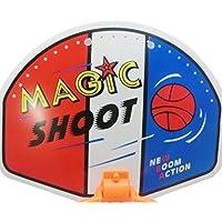 yjydada子供おもちゃバスケットボールフープボードプラスチックフープセットwithインドアHanging Hoops Game