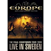 Final Countdown Tour: Live in Sweden 1986 [DVD] [Import]