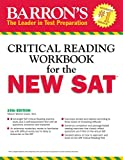 Barron's Reading Workbook for the NEW SAT (Critical Reading Workbook for the Sat) 画像