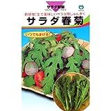 春菊 種 サラダ春菊 小袋(約30ml)