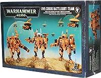 Tau XV8 Crisis Battlesuit Team [並行輸入品]