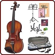 Hallstatt(ハルシュタット) ヴァイオリン V-22 4/4サイズバイオリン 初心者入門セット(9707101310)